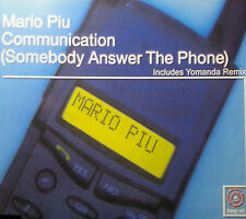 MARIO PIU 4 TRACK CD YOMANDA FREE POST IN AUSTRALIA