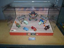 rare collection store pub plv vitrine lego cars 8487!!!