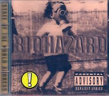 Biohazard – State Of The World Address CD Album 1994 Limited Edition,