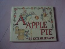 jeunesse  A APPLE PIE by Kate GREENAWAY  (en anglais)