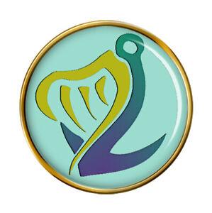 Irish Coast Guard Pin Badge