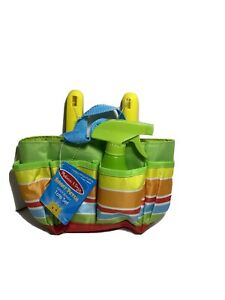 Melissa & Doug Sunny Patch Giddy Buggy Tote for Outdoor Fun Bag & Tools NWT W11