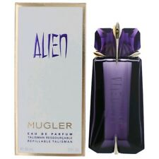 ALIEN 90ML EDP  Refillable  Spray For Women By THIERRY MUGLER ( New Packaging)