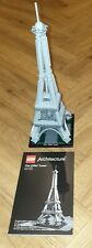 Lego Architecture - The Eiffel Tower
