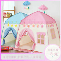 Children Tent Baby Kids House Flowers Blossoming House Tent Outdoor Tent Spot UK
