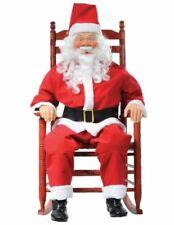 Morris Costumes Mr4124012 Rocking Chair Santa Boxed