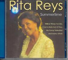 RITA REYS - Summertime CD Album 16TR Jazz (ROTATION) Holland 2000 RARE!