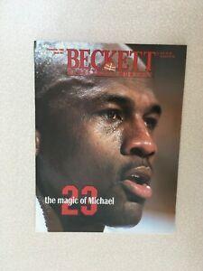 Michael Jordan December 1993 Beckett Magazine