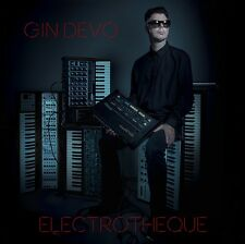 GIN DEVO Electrotheque - CD - Limited - VÖ / REL. DATE - 27.01. (Vomito Negro)