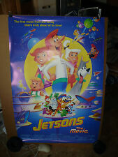 JETSONS, THE MOVIE, orig rolled DS 1-sht / movie poster [Hanna Barbera]