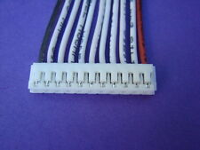 10S Lipokabel System Kokam Akkuseite Silikon