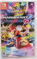 Mario Kart 8 Deluxe (Nintendo Switch, 2017) NEW/SEALED