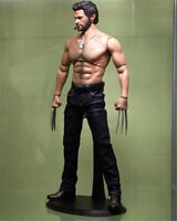 1/6th Wolverine Logan Male Crazy Wide Shoulder Strong Durable Figure Body Only