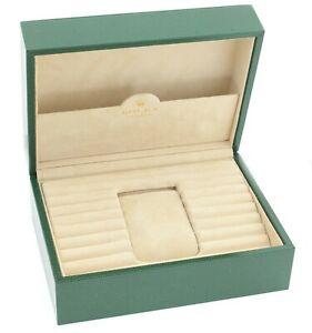 Genuine Rolex Green 70.00.08 Watch Box