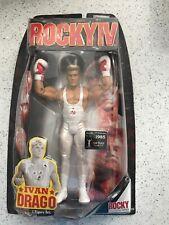 Rocky Balboa Jakks Pacific Collectors Ivan Drago Training IV 4
