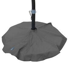 Duraviva Outdoor Patio Umbrella Base Stand Weatherproof Layover Cover