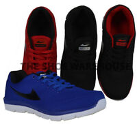 Men's Tennis Shoes Athletic Running Sneakers Air Sport Casual Walking Gym New