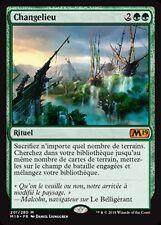 MRM FRENCH Changelieu - Scapeshift MTG magic M19