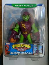 Spiderman and his amazing friends Green Goblin Action Figure Toy
