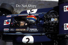 Francois Cevert Tyrell March 701 F1 Season 1970 Photograph 2