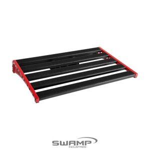 MOEN PB Guitar Pedal Board - Pedal Bridge / Pedal Station - Heavy Duty