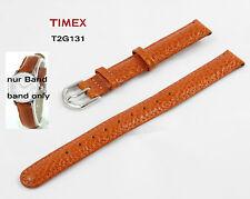 TIMEX Cinturino di ricambio t2g131 DONNA PELLE ORIGINALE 12 mm UNIVERSALE