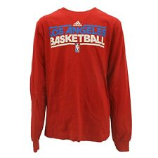 Los Angeles Clippers Official NBA Adidas Kids Youth Long Sleeve Shirt New