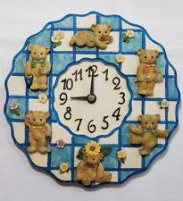 Children's Clock Babyroom Decor