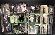 2003 Upper Deck Golf Complete Set with Major Champions Insert Set GS4