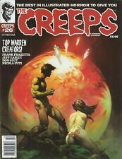 The Creeps Magazine October 2020 Issue 26 Horror