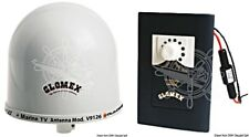 GLOMEX Omnidirectional TV Antenna V9126 with 20m Coaxial Cable