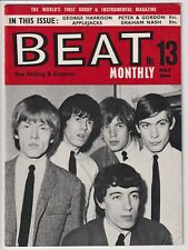 BEAT MONTHLY # 13 (May 1964) Rolling Stones
