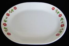 Corelle Spring Pink Serving Platter New 12.-1/4""