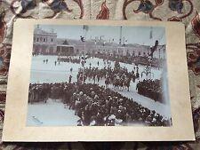 Wwi Era Bari, Italy (Angelo Antonelli Photographer) Famous Military History