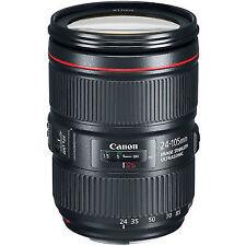 Canon EF 24-105mm SLR Camera Lenses