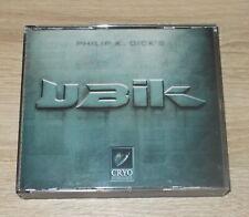 CRYO Philip K. Dick's UBIK PC CD-Rom Jewelcase 1998