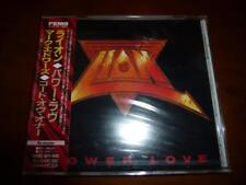 Lion/Mark Edwards / Power Love+Code Of Honor JAPAN APCY-8095 NEW!!!!!!!!! C4