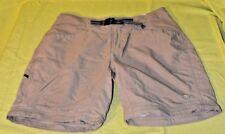 Mountain Hardwear Women's 10/30 Tan Shorts
