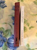 Little Women & Vintage Good Wives , Alcott, Louisa May, 2 Hardbacks