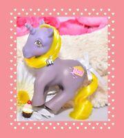 ❤️My Little Pony MLP G1 Vtg 1984 BOYSENBERRY PIE Sweetberry Ponies Unicorn❤️