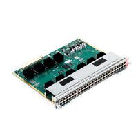Cisco WS-X4648-RJ45V+E 4500 E-Series 48-Port PoE+ Ready 10/100/1000(RJ45)