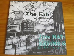 THE FALL / This Nation's Saving Grace OG UK 1985 1st PRESS LP GATEFOLD TOP COPY!