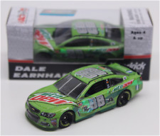 NEW 2017 DALE EARNHARDT JR #88 MOUNTAIN DEW RIDE WITH DALE RACED VERSION 1/64