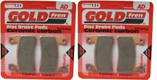 Honda CB 1300 F3 'Super Four' 2003 ( CC) - Brake Disc Pads Front Goldf