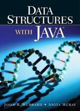 Data Structures with Java by Hubbard, John R., Huray, Anita