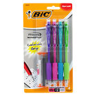 BIC Velocity Mechanical Pencil, 0.9mm, #2 Lead, Assorted Colors, 4/Pack (MVP41)