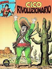 fumetto Zagor presenta CICO RIVOLUZIONARIO - Sergio Bonelli Editore