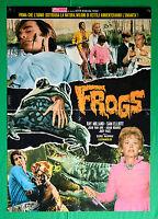 S03 Manifesto Frogs Ray Milland Sam Elliott George Mccowan Judy Paz