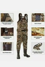 TIDEWE Chest Waders Hunting Waders for Men Realtree MAX5 Camo with 600G Insul...