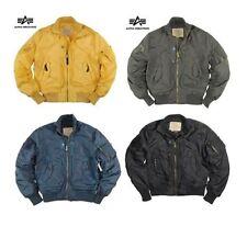 Zip Bomber, Harrington Alpha Coats & Jackets for Men